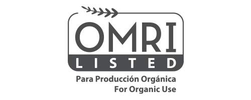 Agripower Certifications, OMRI Listed