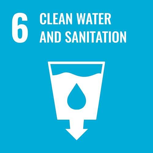 UN Sustainable Development Goals, clean water