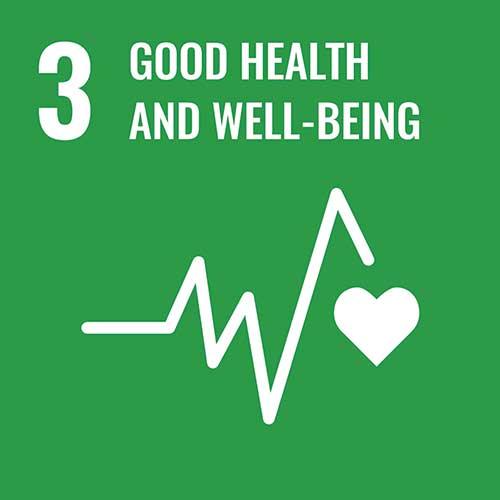 UN Sustainable Development Goals, Good health and wellbeing