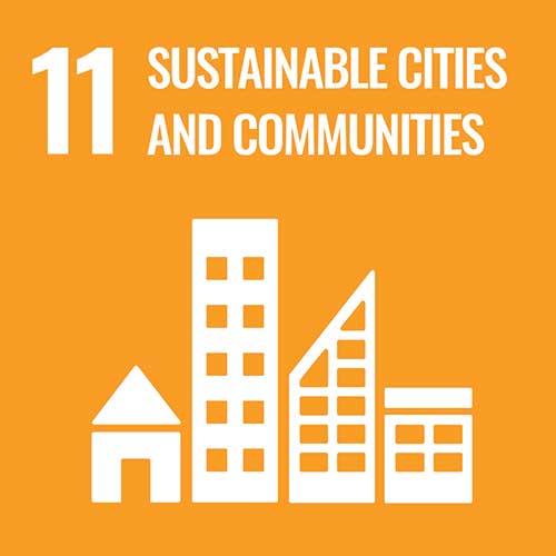 UN Sustainable Development Goals, Sustainable Cities and Communities