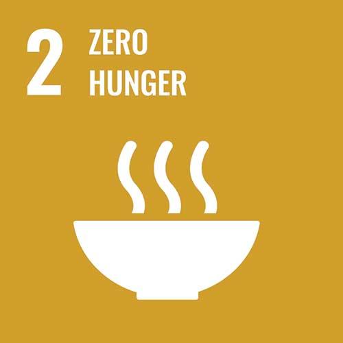 UN Sustainable Development Goals, Zero Hunger