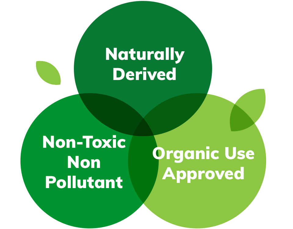 Agripower Fertiliser Products, Naturally derived