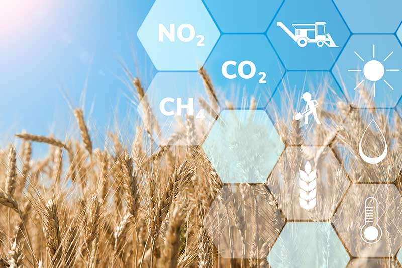Agripower, Climate Smart Agriculture, Reducing emissions